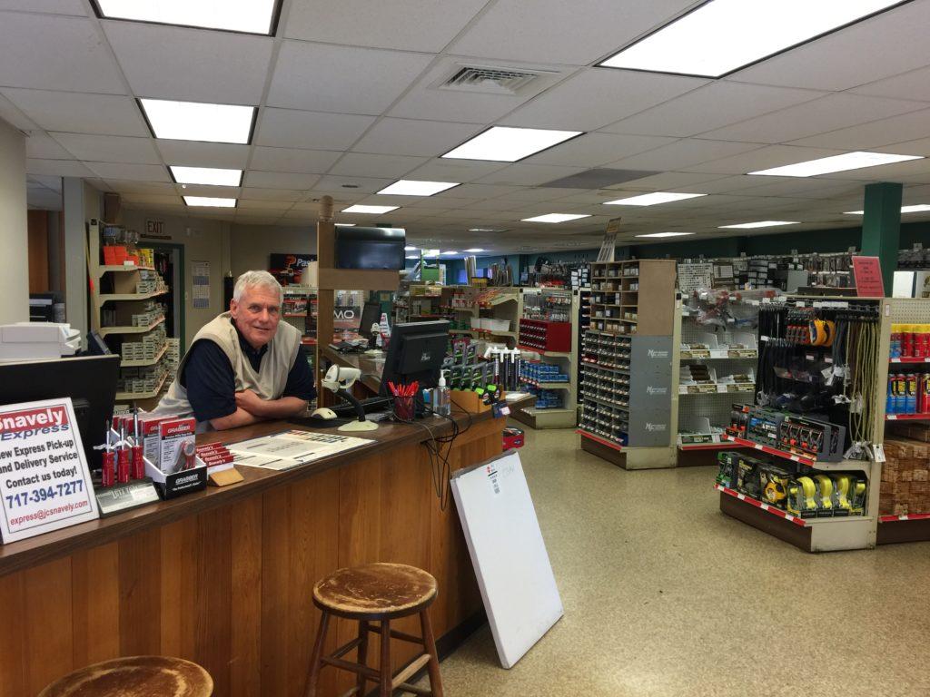Landisville lumber store