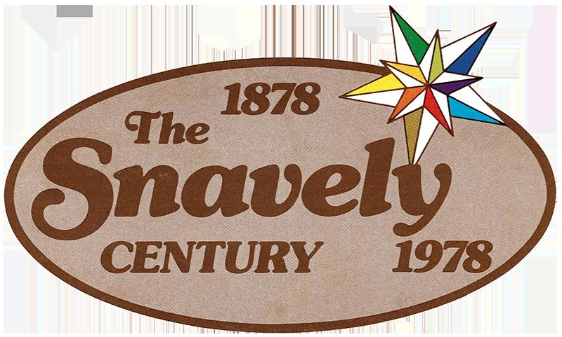 100 years celebration logo